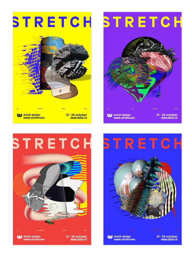 Dutch Design Week 2017 - posters